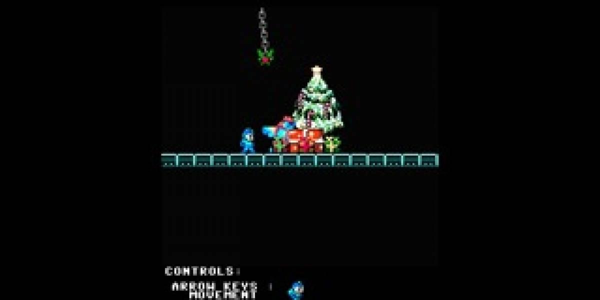 Un Cuento de Navidad a la Mega-Man