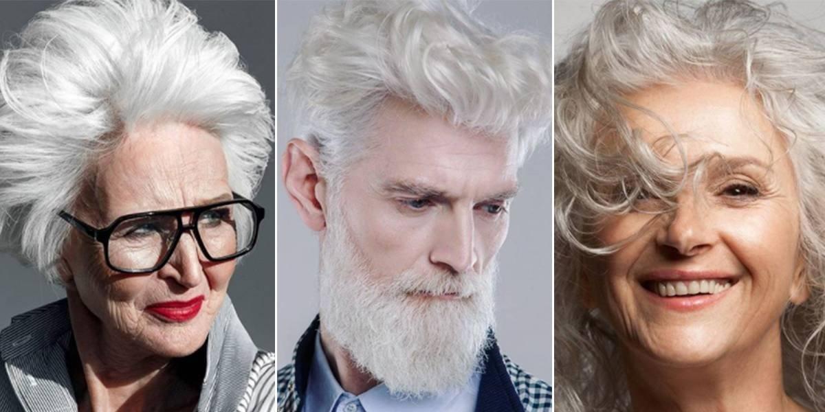 La belleza no tiene edad: la agencia que trabaja sólo con modelos mayores de 50