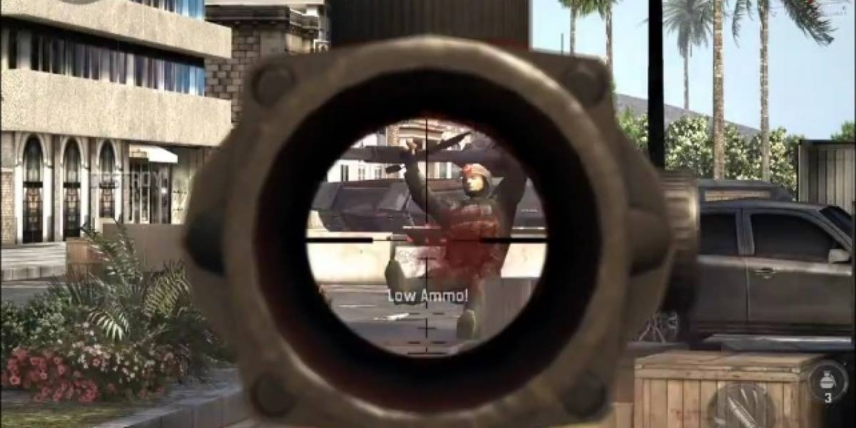 Gameloft anuncia Modern Combat 3: Fallen Nation