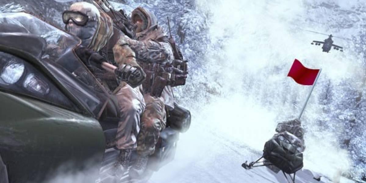 Mañana nuevo parche de Modern Warfare 2 para lidiar con los hackers