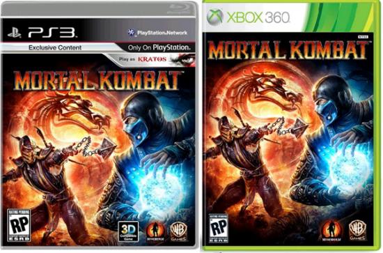 Mortal Kombat a la venta el 19 de Abril