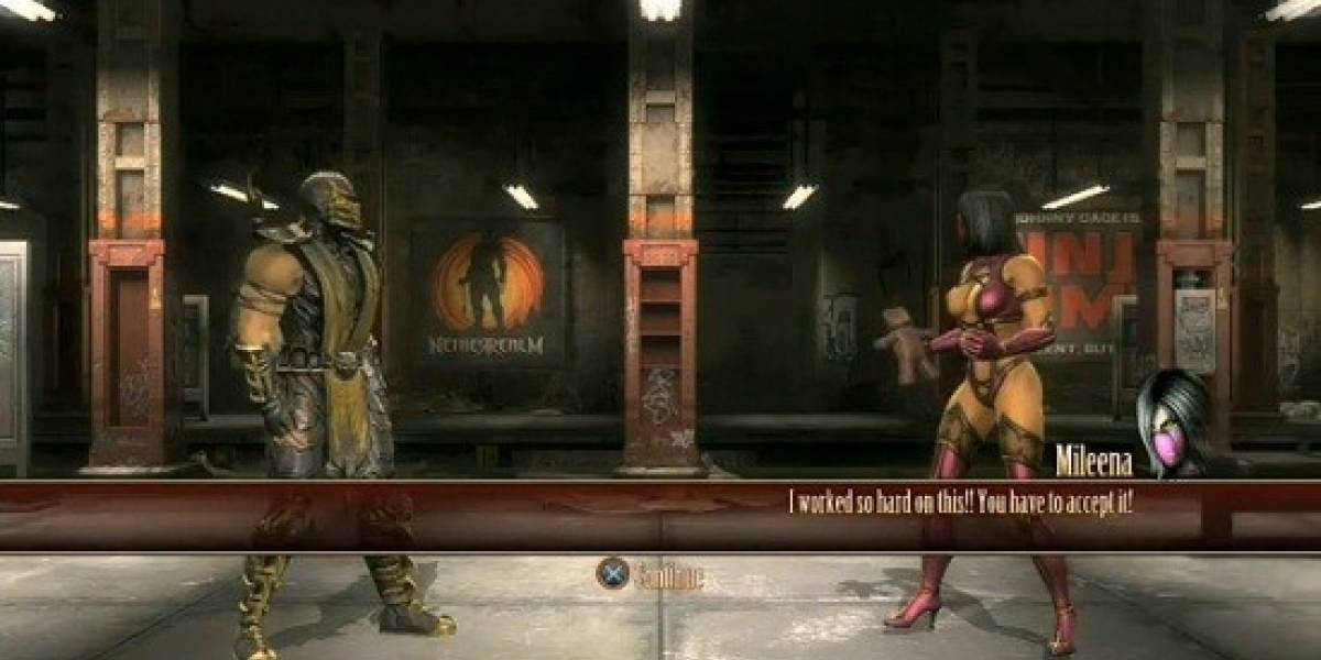 Nuevo trailer de Mortal Kombat muestra la Challenge Tower