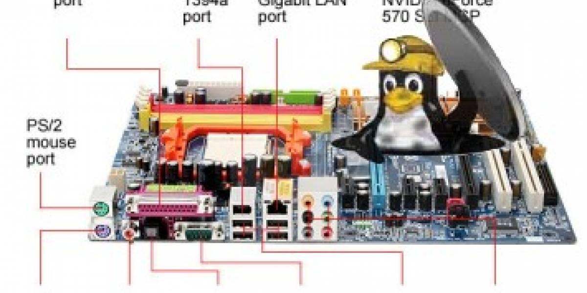 Aparece la primera tarjeta madre que soporta LinuxBIOS