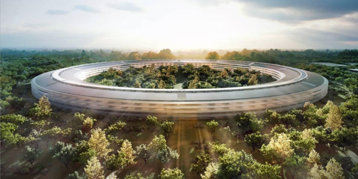 Inauguración de la nueva sede de Apple se retrasará para el año 2016