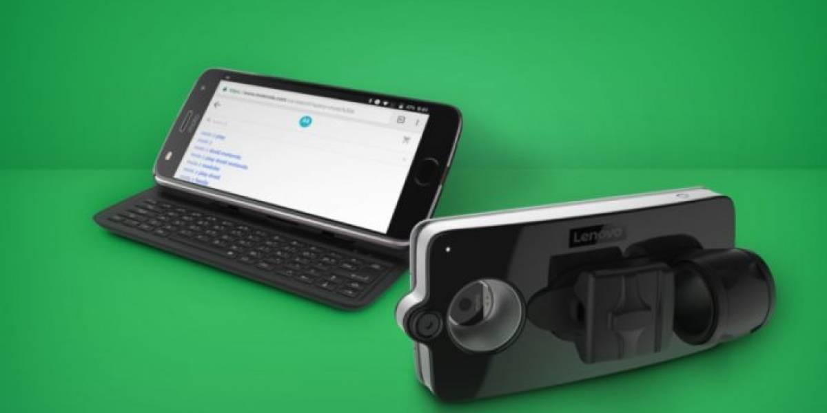 Motorola quiere impresionar con dos nuevo Moto Mods