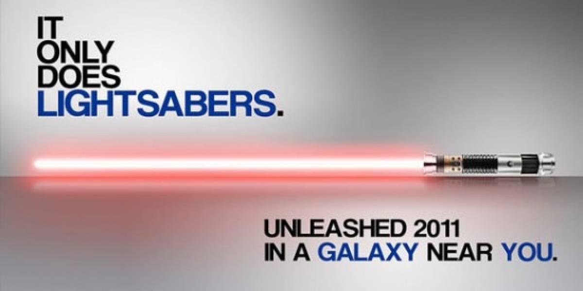 Sony cree que podría hacer un mejor juego de lightsabers para Move