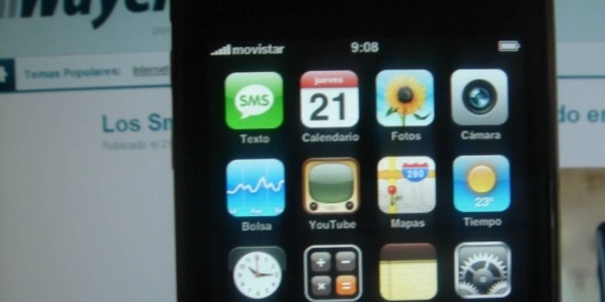 Tenemos los primeros iPhone de Movistar Chile