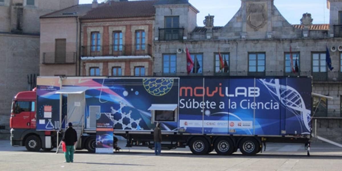 España: Conoce la ruta del laboratorio móvil Movilab y acércate a la ciencia de forma fácil