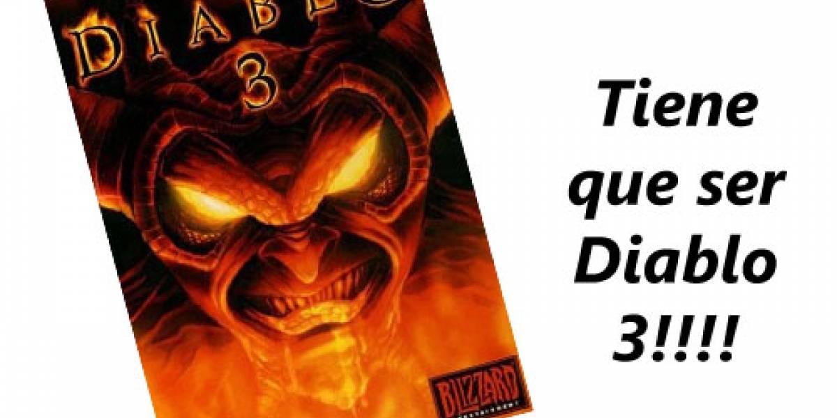 Blizzard tiene otro MMO entre las manos, y no es una expansión de WoW.