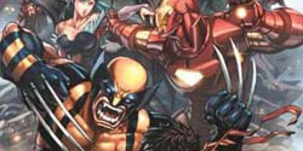 Concurso de arte en Europa para Marvel vs. Capcom 3