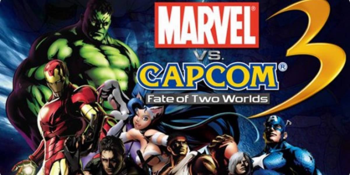 Futurología: Estos serían los personajes restantes de Marvel vs. Capcom 3