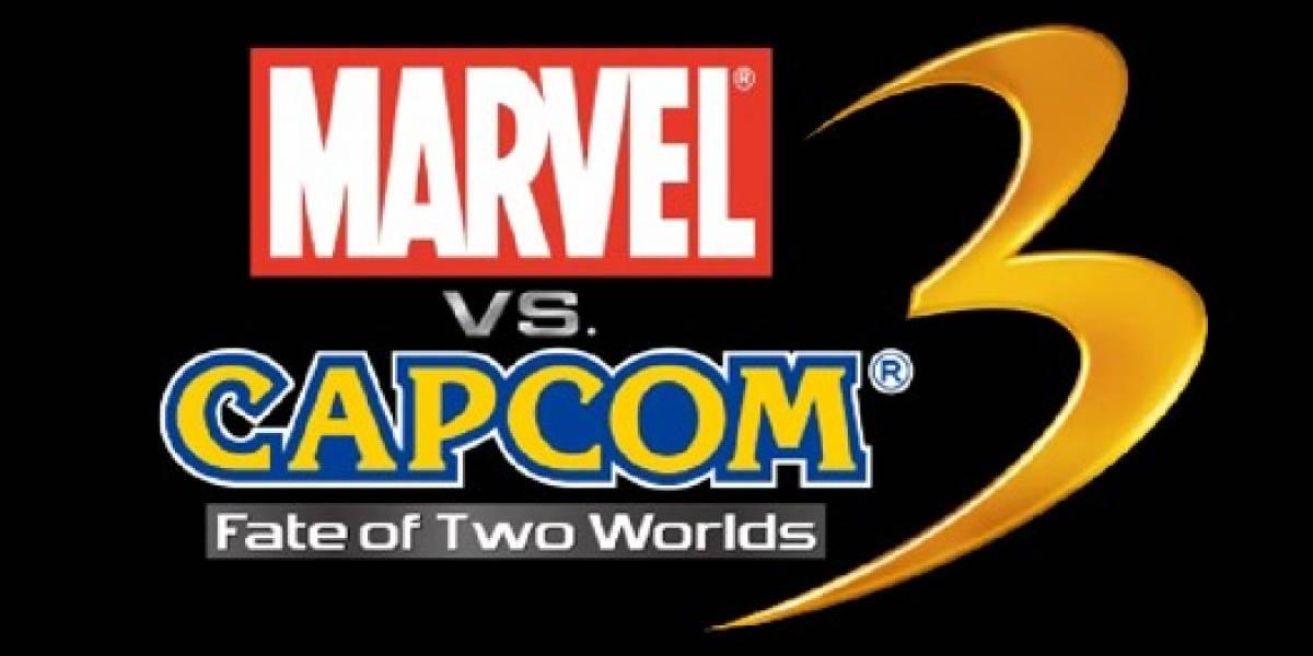Nuevo tráiler cinemático de Marvel vs. Capcom 3: Fate of Two Worlds