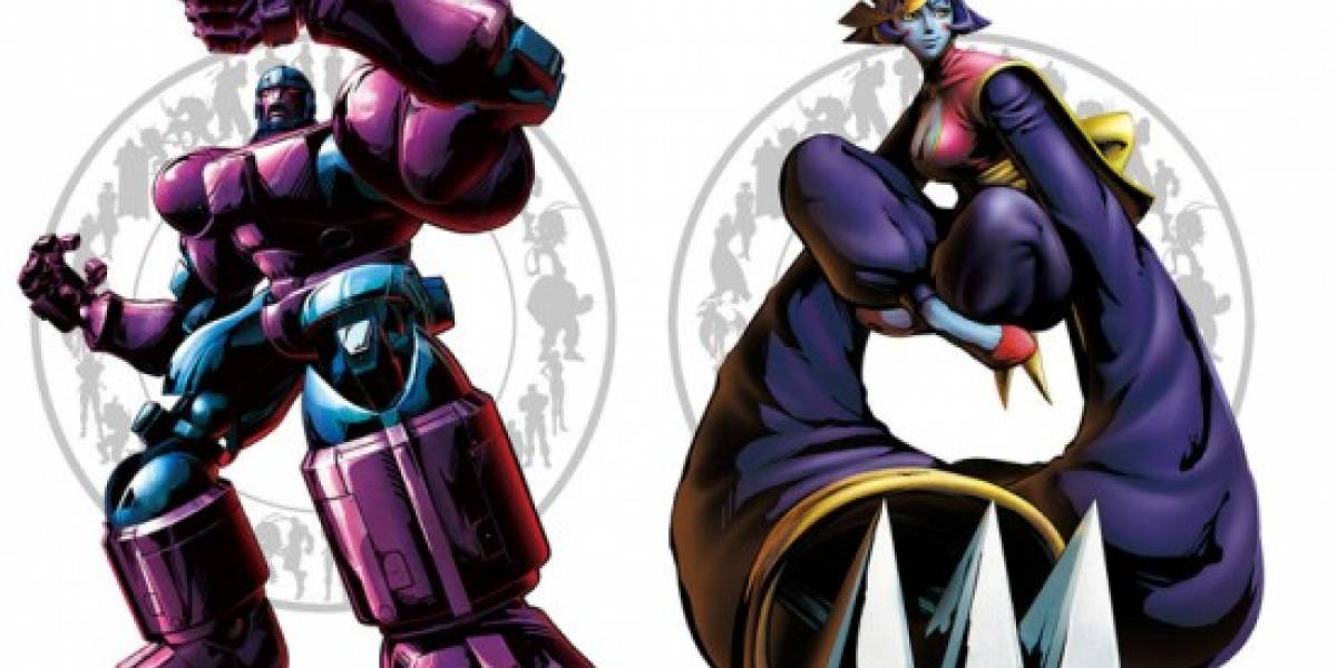 Se confirman Sentinel y Hsien-ko para Marvel vs Capcom 3