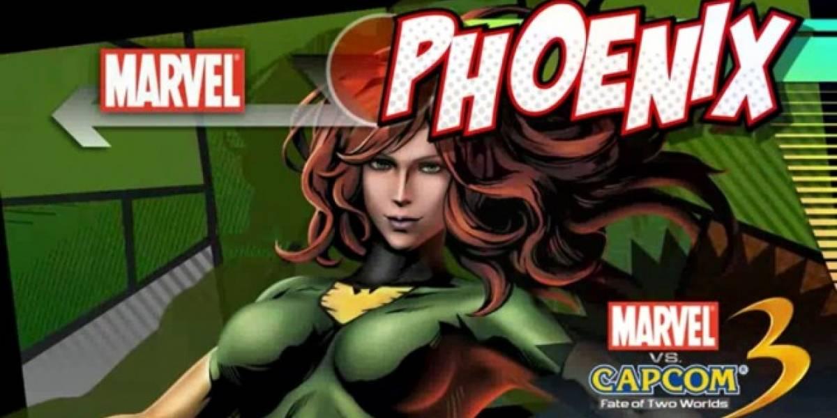 Confirmados Mike Haggar y Phoenix para Marvel vs. Capcom 3