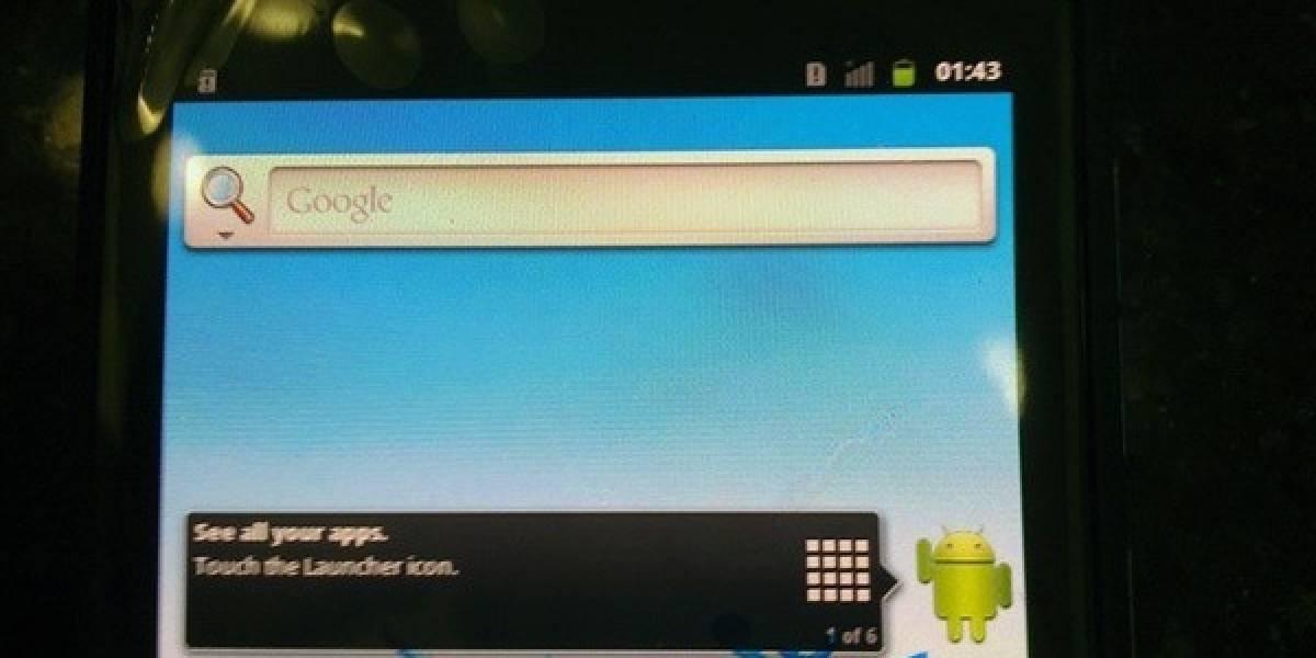Imagen filtrada muestra un posible Nokia N9 corriendo Android