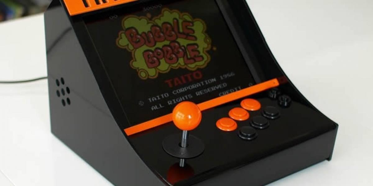 Dale una última oportunidad a tu netbook convirtiéndolo en una máquina arcade