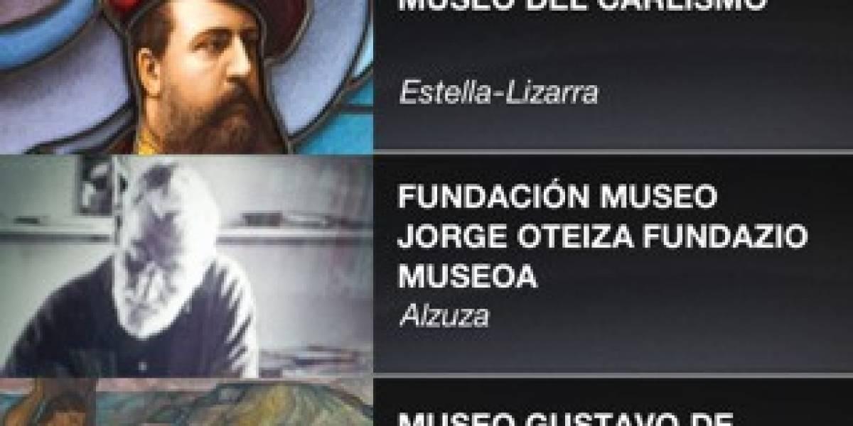 España: Los Museos de Navarra en tu iOS