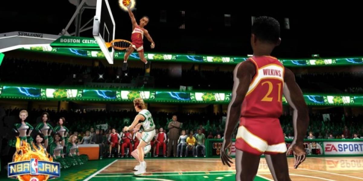 NBA Jam: On Fire, anunciado para XBLA y PSN
