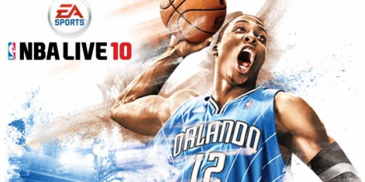 EA Sports detalla la primera actualización de temporada para NBA Live 10