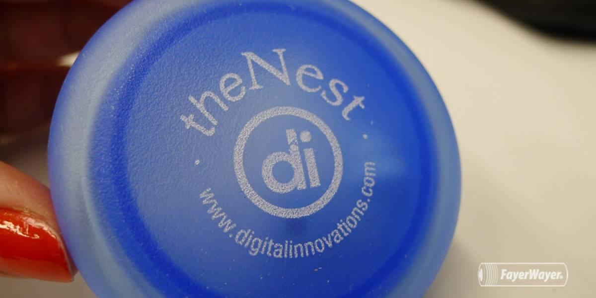 CES 2013: The Nest guarda tus audífonos sin enredos