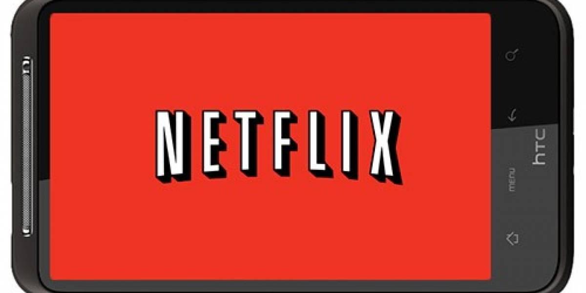 Netflix para Android se actualiza y ahora es compatible con más equipos