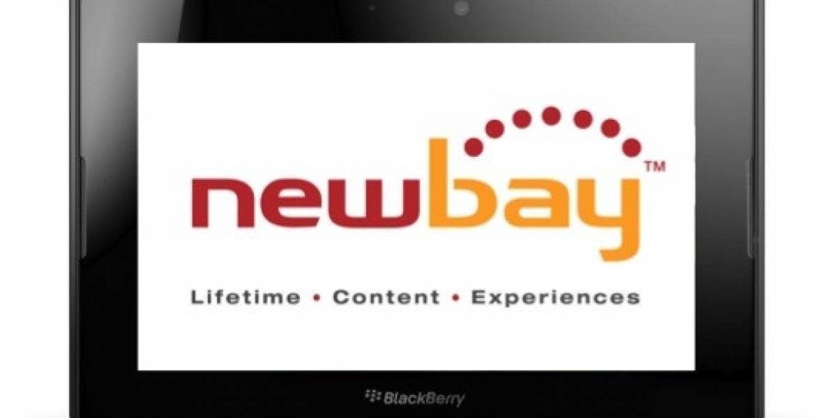 RIM compra NewBay, una irlandesa desarrolladora de apps sociales