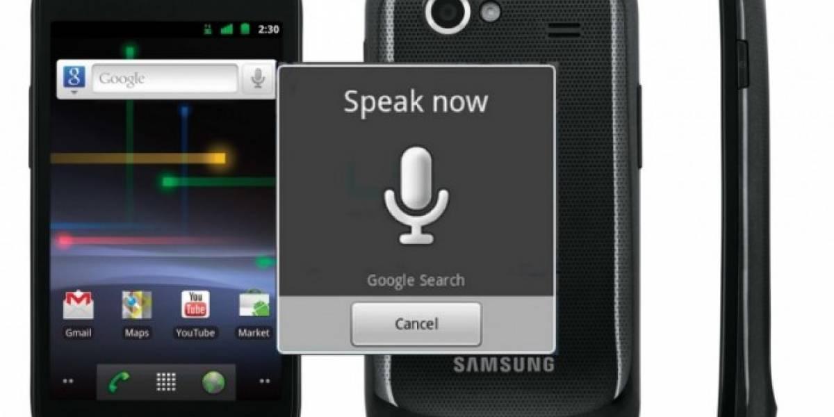 Nexus S recibe actualización a Android 2.3.6