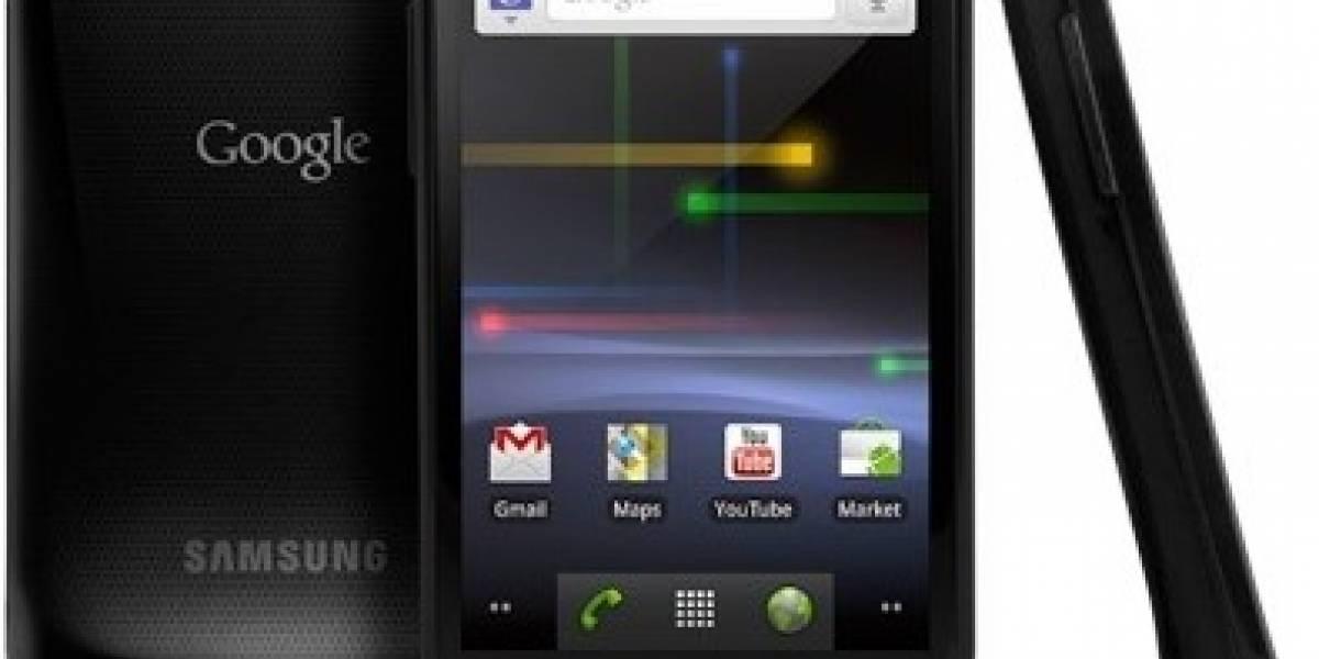 Nexus S 4G recibe actualización a Android 2.3.7