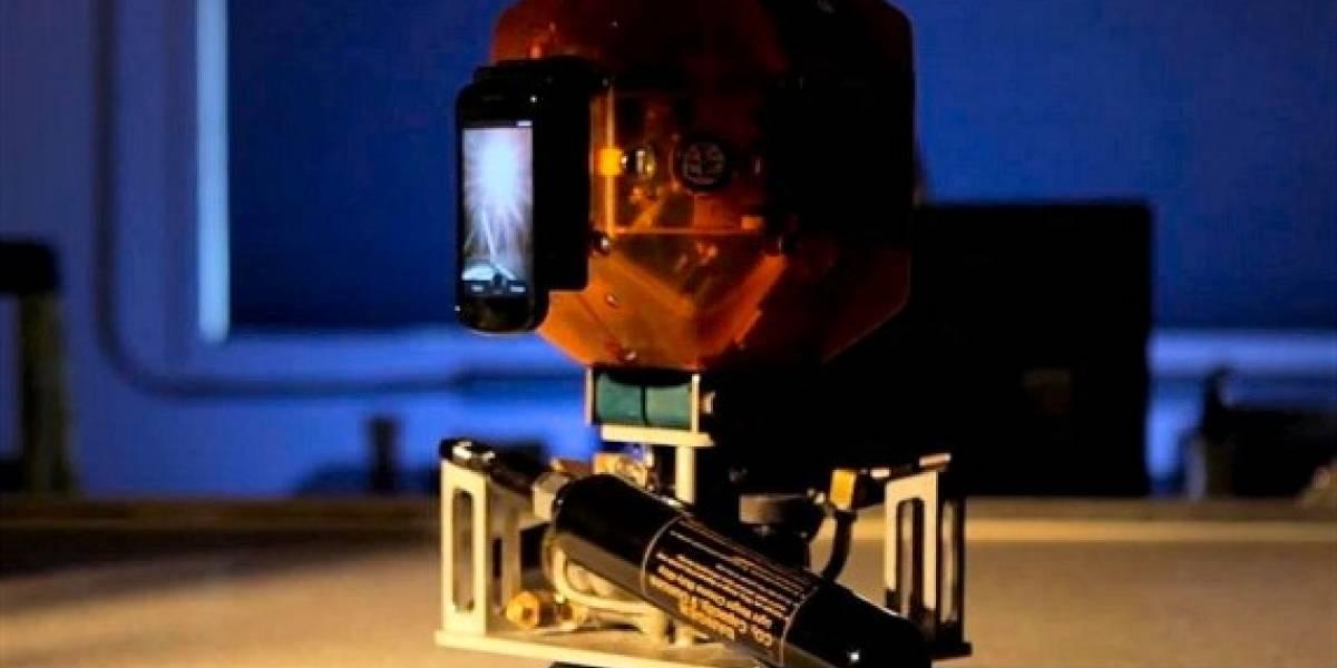 La NASA utiliza un Nexus S en misión espacial