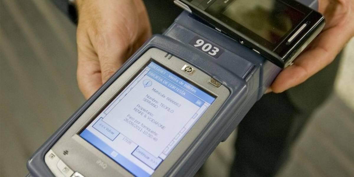 Madrid: Inician pruebas para el pago de billetes de cercanías con el móvil