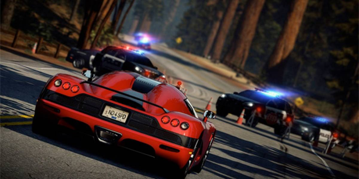 Demo de Need For Speed Hot Pursuit ya disponible en Xbox Live