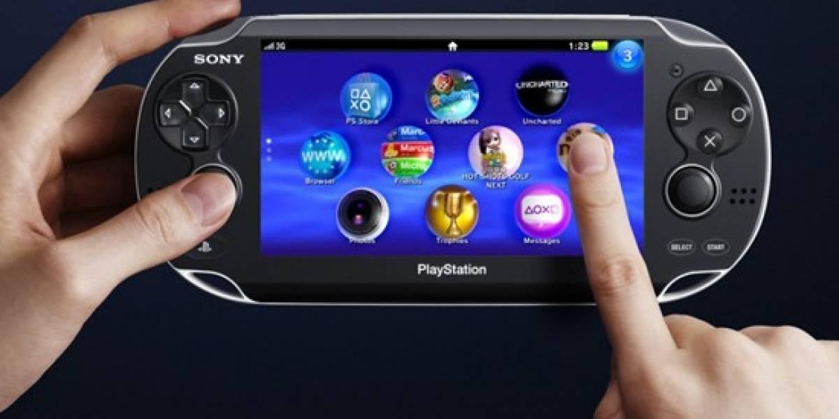 Todos los juegos para Sony NGP se podrán descargar