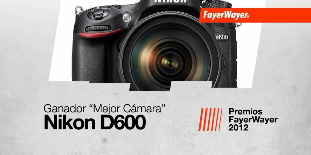 Nikon D600: La mejor cámara del año 2012