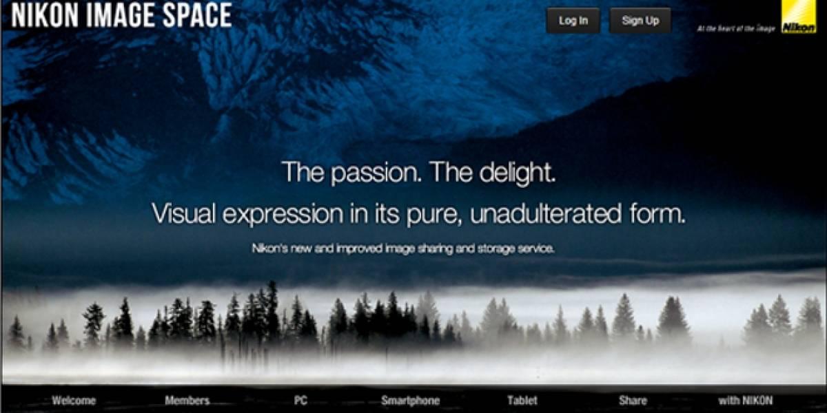 Nikon lanzará nuevo servicio par almacenar y compartir imágenes en la nube