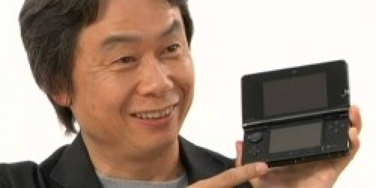 Nintendo lanza actualización de firmware para 3DS