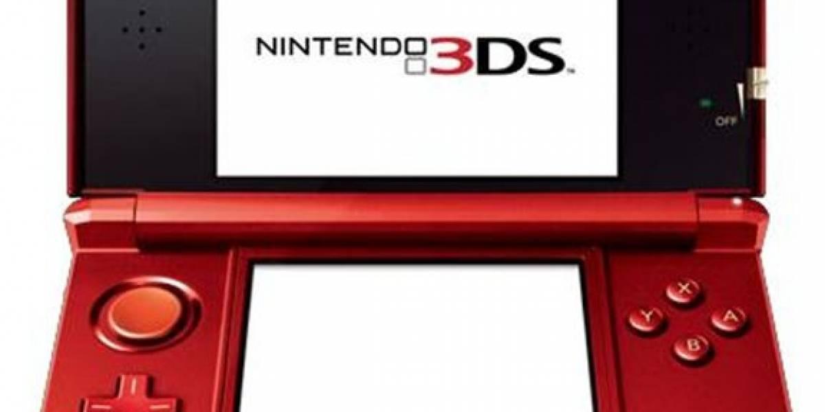 Nintendo 3DS costará US$250 en Estados Unidos