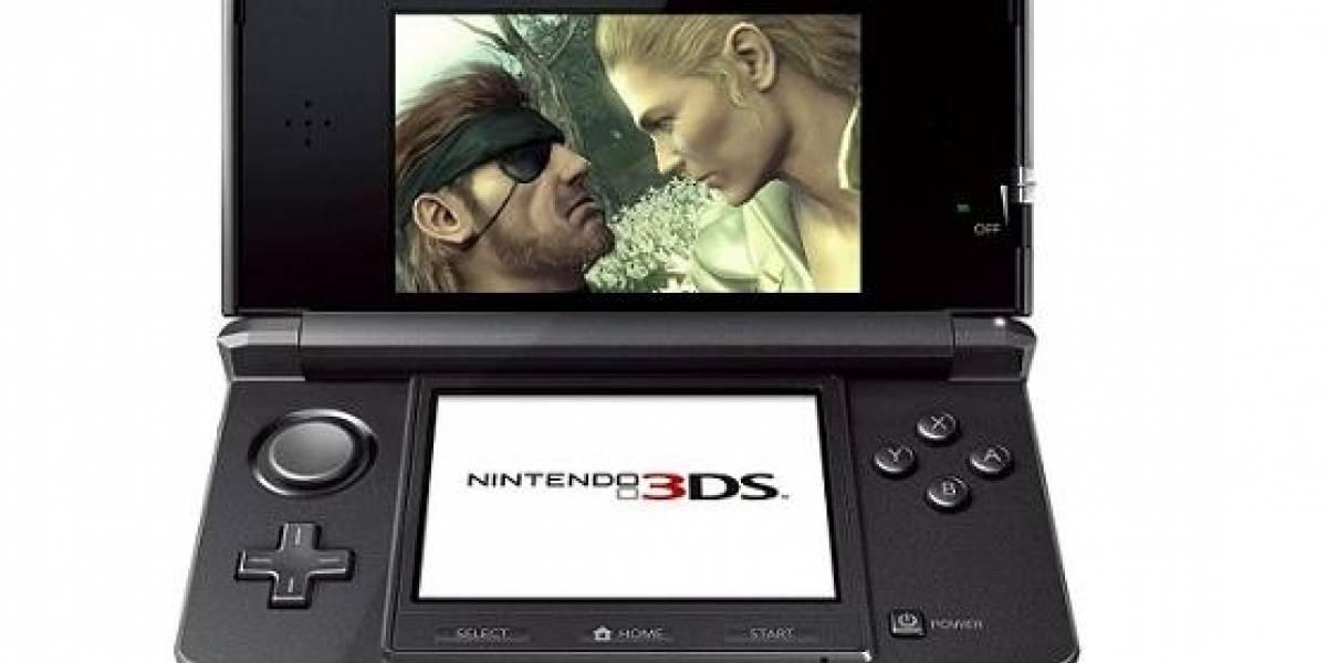 Originalmente la Nintendo 3DS no tenía capacidad de mostrar imágenes en 3D