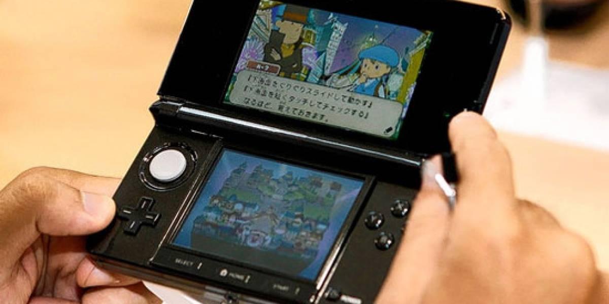 Desarrollar juegos para Nintendo 3DS cuesta lo mismo que para el Wii