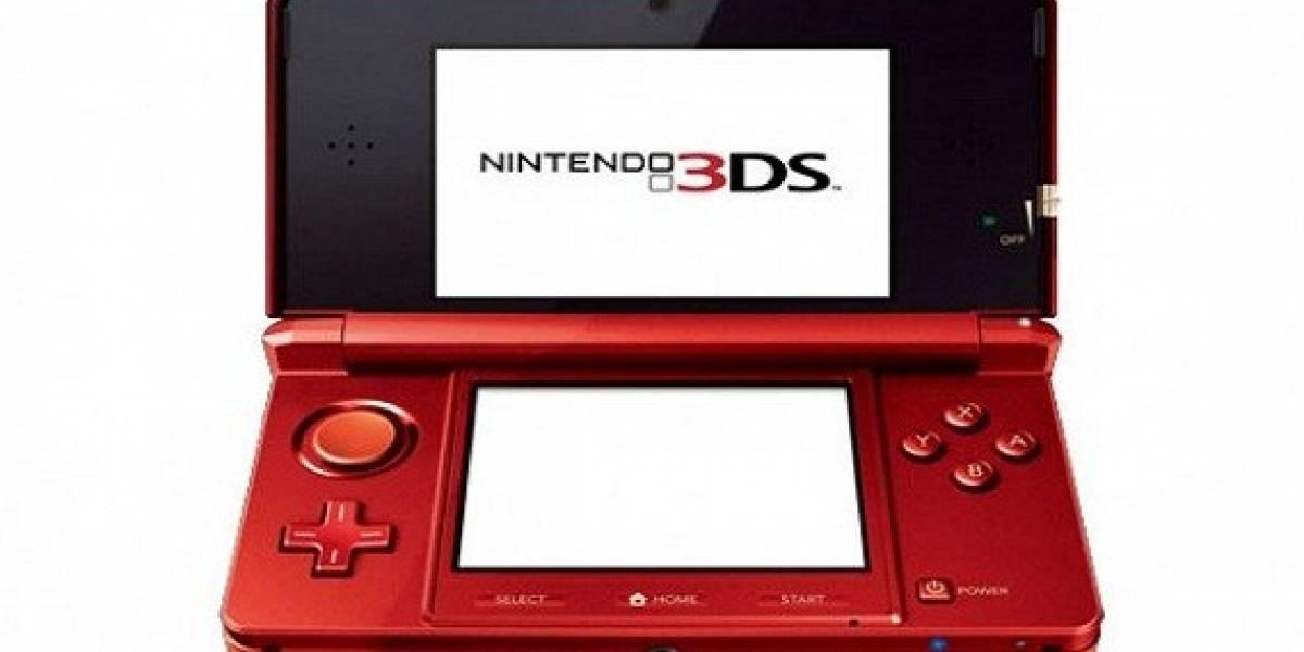 Esta es la lista de 11 juegos disponibles para el lanzamiento de la Nintendo 3DS
