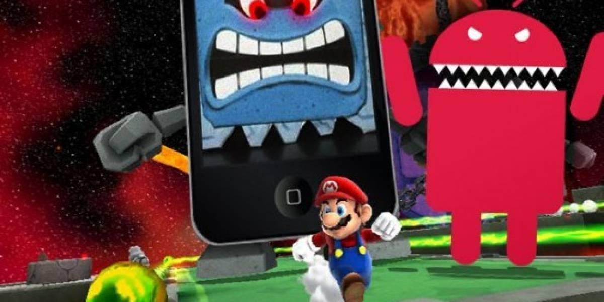 Nintendo no desarrollará juegos para smartphones