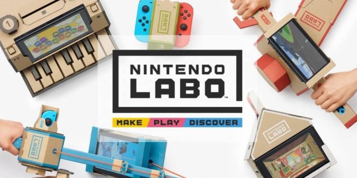 Estos son algunos de los mejores memes por el anuncio de Nintendo Labo