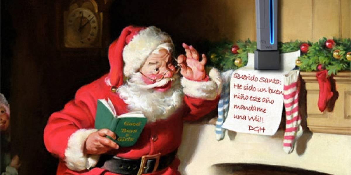 Nintendo y sus problemas con Santa Claus
