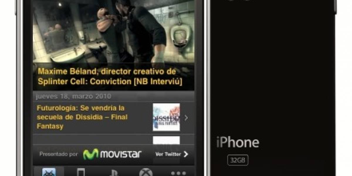 Niubie para iPhone ya lleva más de 2000 descargas