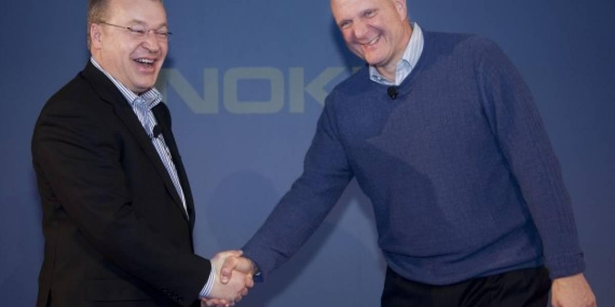 Microsoft hace alianza con Nokia, múltiples reacciones