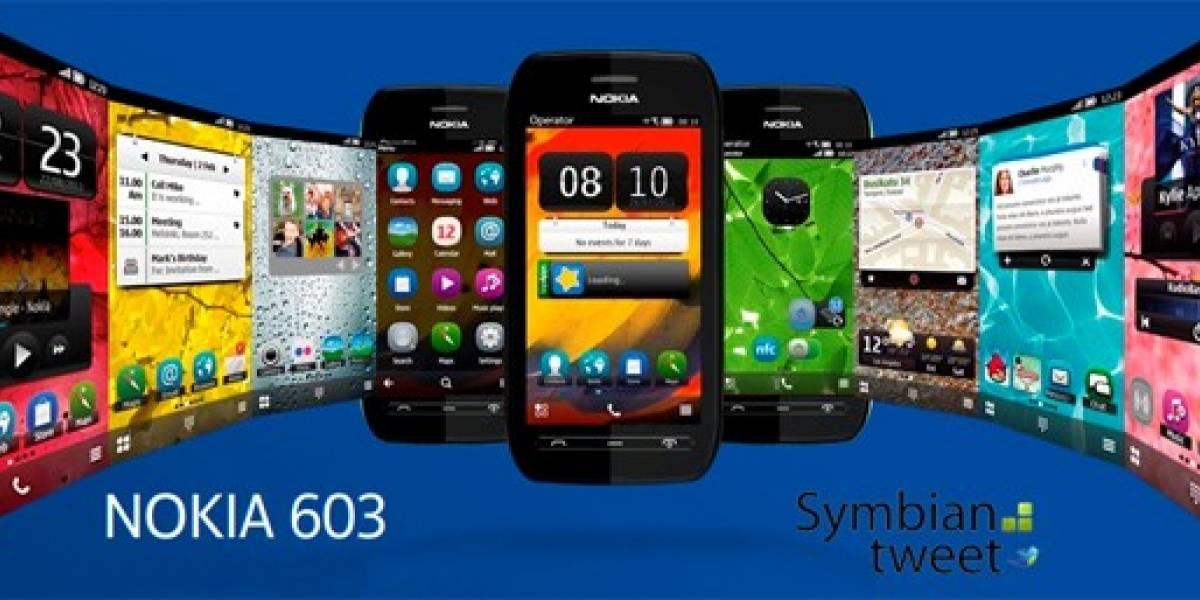 Se filtra el Nokia 603 con Symbian Belle