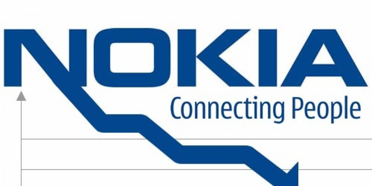 Nokia pierde EUR $500 millones y deja Nº1 en smartphones en manos de Apple