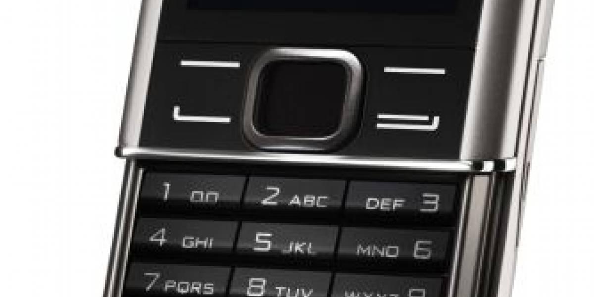 Nokia 8800 Carbon Arte: Fibra de carbono, titanio y acero