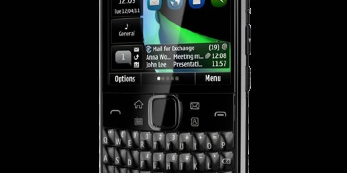 El Nokia E6 con Symbian Anna ya está en España