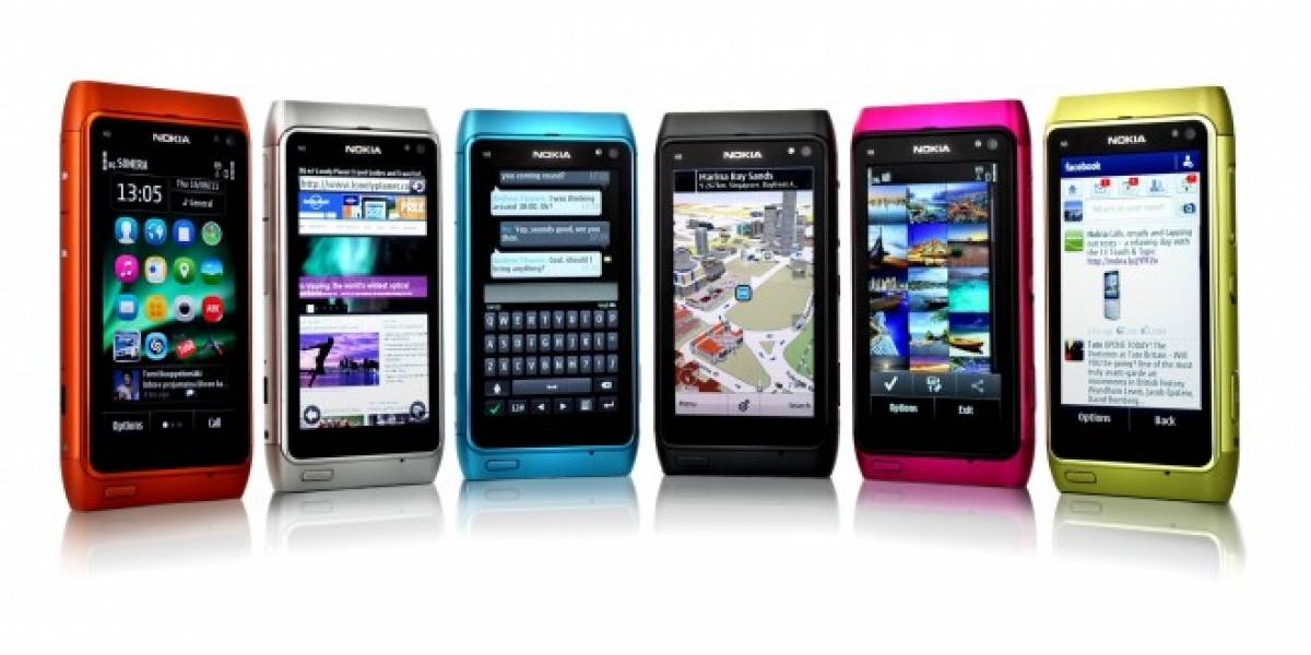 Symbian Anna ya está disponible en Chile