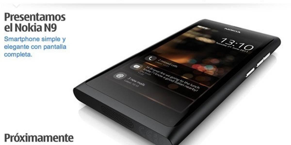 Nokia lanzará el N9 en México